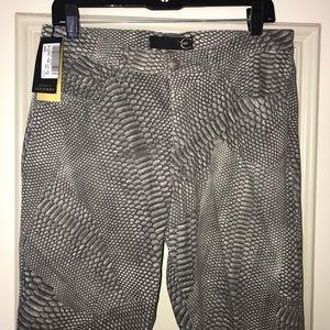 NWT Just Cavalli Men's Snake Print Size 32